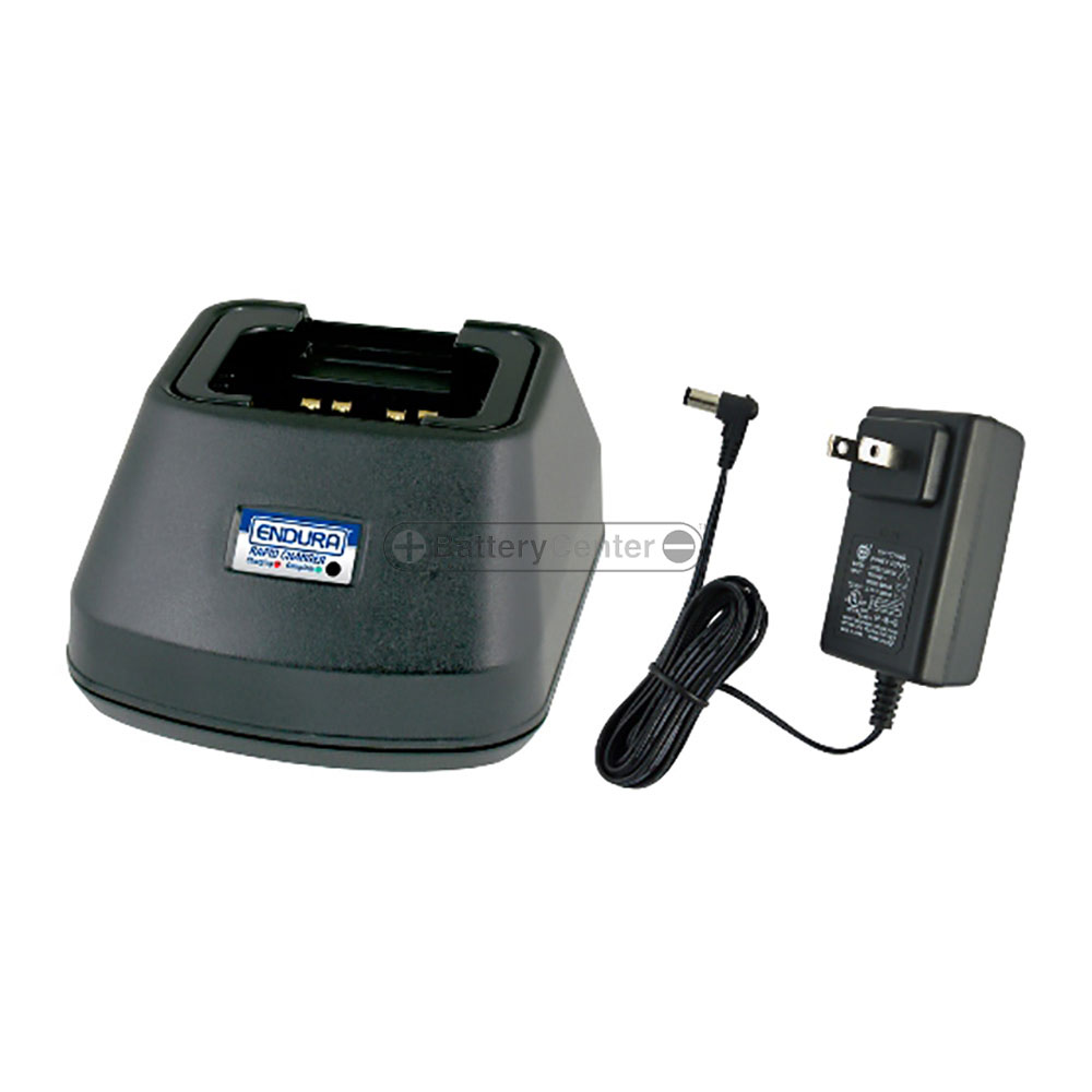 Endura Two Way Radio Battery Charger - Single Unit - BC-TWC1-HY1
