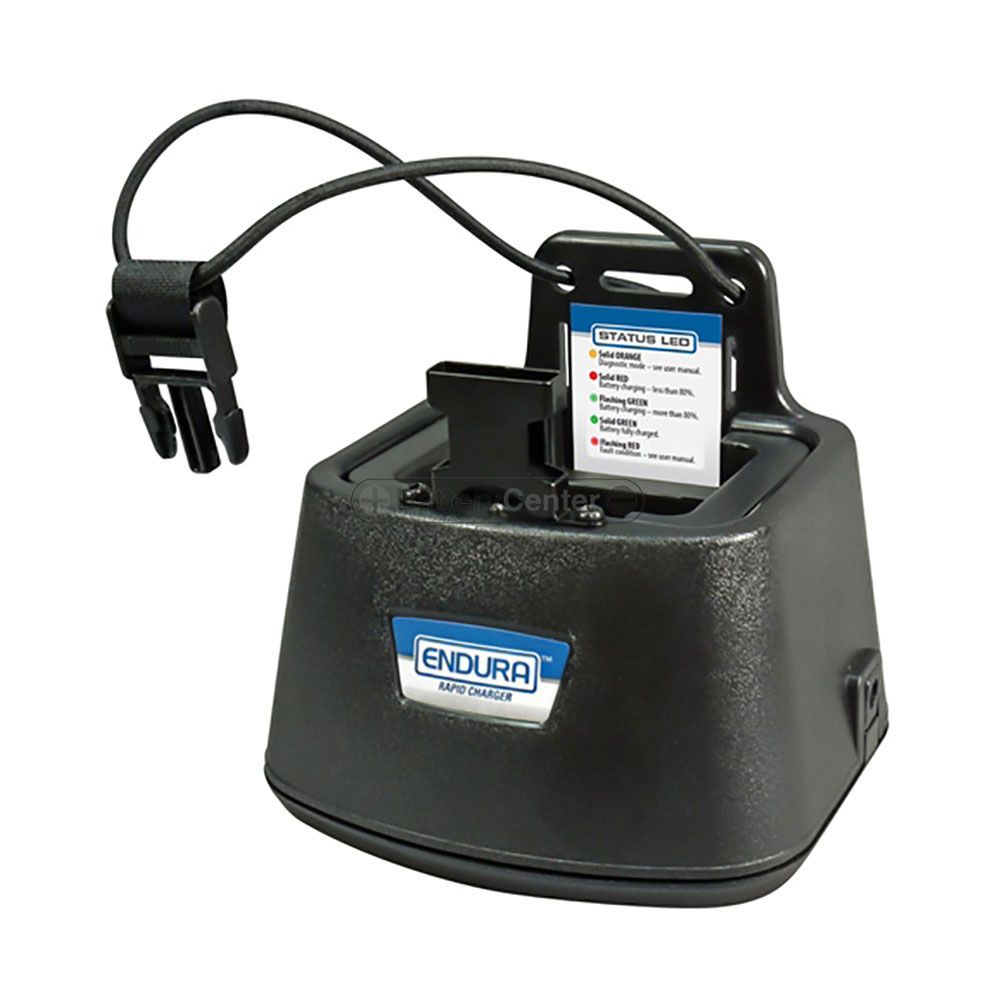 Endura Two Way Radio Battery Charger - In-vehicle Unit - BC-TWC1M-VX3