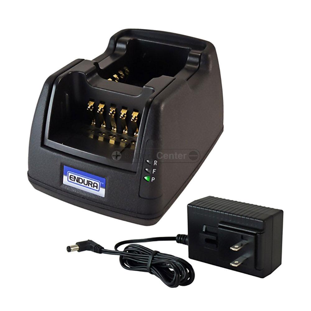 Endura Two Way Radio Battery Charger - Dual Unit - BC-TWC2M-MT3-D
