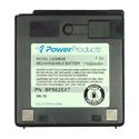 NiCd 7.5 volt 1100 mAh Two Way Radio Battery for Kenwood - BC-BP5625XT