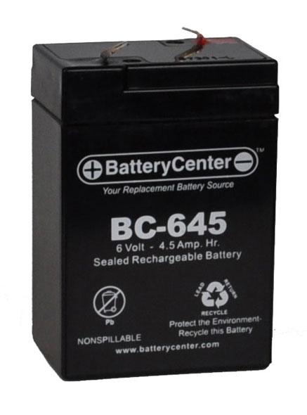BC-645 SLA Battery