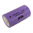 3.6 Volt 19000 mAh D Lithium Button Top Battery - ER34615