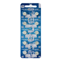 366 Silver Oxide Coin Cell Battery / 10 Pack
