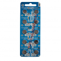 381 Silver Oxide Coin Cell Battery / 10 Pack