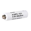 A19PX/531 Alkaline Specialty Battery 4.5v 600mAh