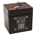 BC-610 SLA Battery