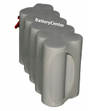 BCN7000-10FWP-NO CONNECTOR Nickel Cadmium Battery