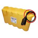 BCN7000-10FWP-T Nickel Cadmium Battery