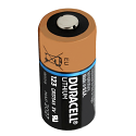 DL123A Duracell Lithium Battery