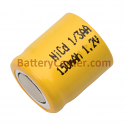 BCN-130 1/3AA Nickel Cadmium Battery