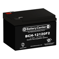 12v 12Ah SLA (sealed lead acid) High Rate Battery