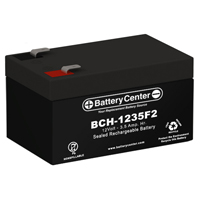12v 3.5Ah High Rate SLA (sealed lead acid) Battery