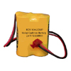 2.4v 1000mah Nickel Cadmium Battery BCN1100-2DWP