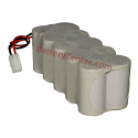 12V 5500mAh BCN5500-10EWP-CE0309 Emergency Light Battery