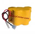 BCN5500-5FWP-CE1011P/CE14-16N Nickel Cadmium Battery