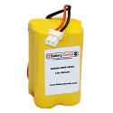 BCN800-4EWP-CE005 Nickel Cadmium Battery