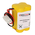 BCN800-4EWP-MINI-CE0309 Nickel Cadmium Battery