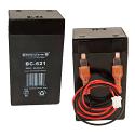 BC-621F1 SLA Battery