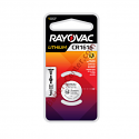 CR1616 Rayovac Lithium Consumer and Industrial Battery