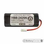 HBB-2425N barcode scanner 9.6 volt 80 mAh battery