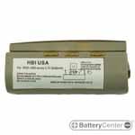 HBM-1000L barcode scanner 3.7 volt 2400 mAh battery