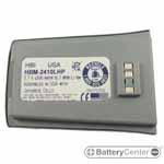 HBM-2410LHP barcode scanner 3.7 volt 4500 mAh battery