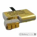 HBM-3100MKT barcode scanner 6 volt 700 mAh battery