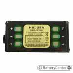 HBM-7030M barcode scanner 7.2 volt 2700 mAh battery