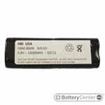 HBM-860N barcode scanner 4.8 volt 1400 mAh battery