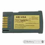 HBM-BHT7000L barcode scanner 3.7 volt 1650 mAh battery