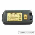 HBM-CK3L barcode scanner 3.7 volt 5100 mAh battery