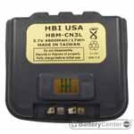 HBM-CN3L barcode scanner 3.7 volt 4600 mAh battery