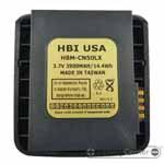 HBM-CN50LX barcode scanner 3.7 volt 3900 mAh battery