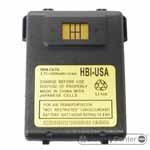 HBM-CN70L barcode scanner 3.7 volt 4000 mAh battery