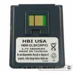 HBM-DLSKORPIO barcode scanner 3.7 volt 3800 mAh battery