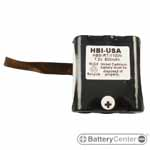 HBM-RT1100N barcode scanner 7.2 volt 600 mAh battery
