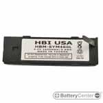 HBM-SYM460L barcode scanner 3.7 volt 1600 mAh battery