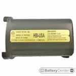 HBM-SYM9000L barcode scanner 7.2 volt 2600 mAh battery