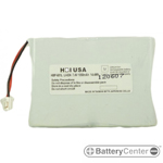 HBP-681L barcode printer 7.2 volt 1950 mAh battery