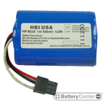HBP-MZ320L barcode printer 7.4 volt 1500 mAh battery