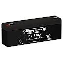 BC-1223 12 Volt 2.3Ah SLA Battery