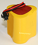 BCN1800-3GWP-BLACK-WING Nickel Cadmium Battery