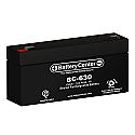 BC-630F1 SLA Battery
