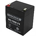 BC-1250F2 SLA Battery