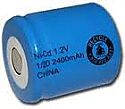 BCN2400 Nickel Cadmium Battery