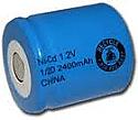 BCN2400 Nickel Cadmium Battery