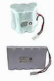 BCN7000-5FWP or BCN7000-5DWP Nickel Cadmium Battery