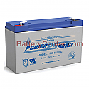 PS-6100F2 SLA Battery