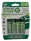 ULGED4AA Ni-MH 1.25 AA Battery