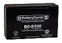 BC-6100F1 SLA Battery